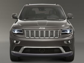 Ver foto 17 de Jeep Grand Cherokee Summit Europe 2013
