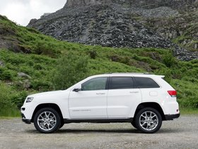 Ver foto 5 de Jeep Grand Cherokee Summit WK2 UK 2013