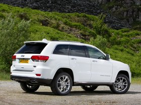 Ver foto 4 de Jeep Grand Cherokee Summit WK2 UK 2013