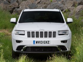 Ver foto 13 de Jeep Grand Cherokee Summit WK2 UK 2013