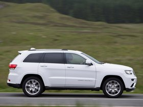 Ver foto 10 de Jeep Grand Cherokee Summit WK2 UK 2013
