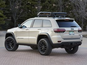 Ver foto 2 de Jeep Grand Cherokee Trail Warrior Concept 2014