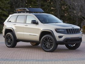 Ver foto 1 de Jeep Grand Cherokee Trail Warrior Concept 2014