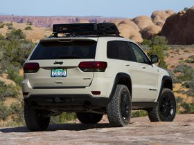 Ver foto 5 de Jeep Grand Cherokee Trail Warrior Concept 2014