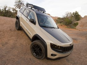 Ver foto 4 de Jeep Grand Cherokee Trail Warrior Concept 2014