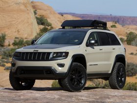 Ver foto 3 de Jeep Grand Cherokee Trail Warrior Concept 2014