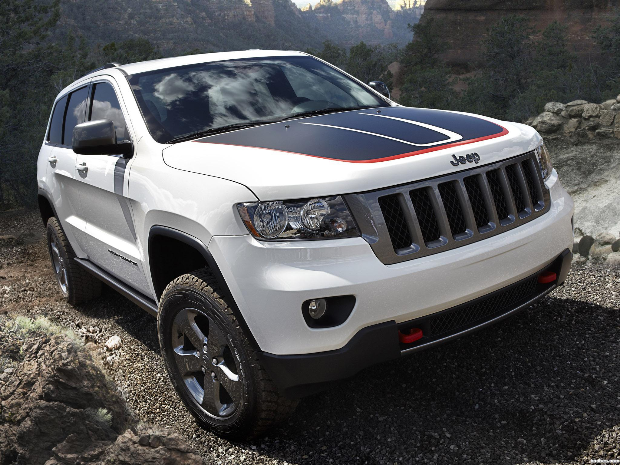 Foto 0 de Jeep Grand Cherokee Trailhawk 2012