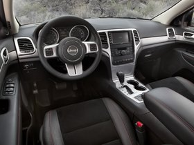 Ver foto 7 de Jeep Grand Cherokee Trailhawk 2012