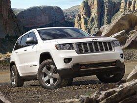 Ver foto 5 de Jeep Grand Cherokee Trailhawk 2012