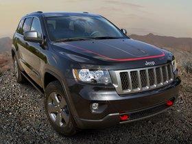 Ver foto 3 de Jeep Grand Cherokee Trailhawk 2012