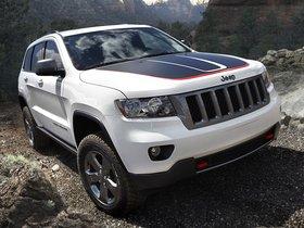 Ver foto 1 de Jeep Grand Cherokee Trailhawk 2012