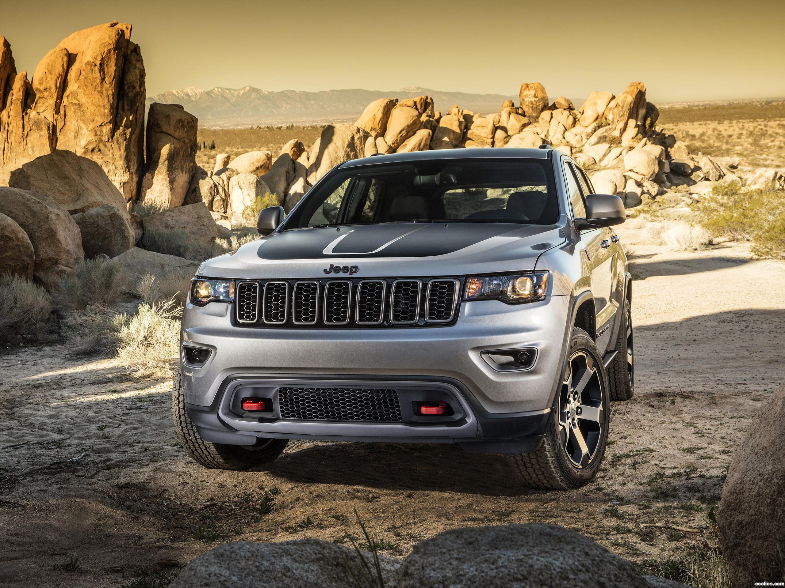 Foto 0 de Jeep Grand Cherokee Trailhawk 2016