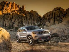 Ver foto 8 de Jeep Grand Cherokee Trailhawk 2016