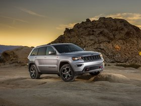 Ver foto 7 de Jeep Grand Cherokee Trailhawk 2016
