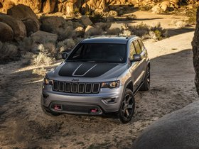 Ver foto 5 de Jeep Grand Cherokee Trailhawk 2016