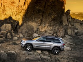 Ver foto 4 de Jeep Grand Cherokee Trailhawk 2016