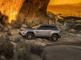 Ver foto 3 de Jeep Grand Cherokee Trailhawk 2016