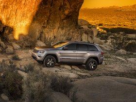 Ver foto 3 de Jeep Grand Cherokee Trailhawk 2016
