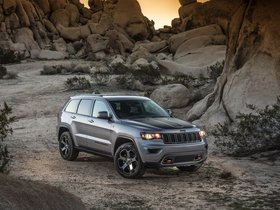 Ver foto 2 de Jeep Grand Cherokee Trailhawk 2016