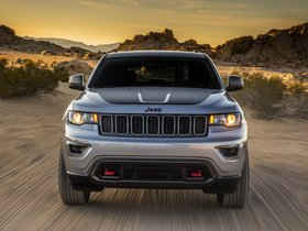 Ver foto 16 de Jeep Grand Cherokee Trailhawk 2016