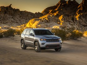 Ver foto 15 de Jeep Grand Cherokee Trailhawk 2016