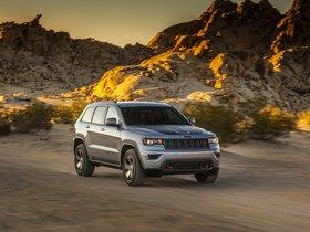 Ver foto 15 de Jeep Grand Cherokee Trailhawk 2016