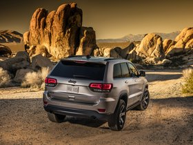 Ver foto 11 de Jeep Grand Cherokee Trailhawk 2016
