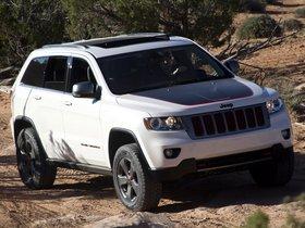 Ver foto 4 de Jeep Grand Cherokee Trailhawk Concept 2012