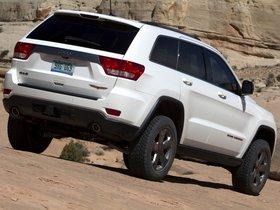 Ver foto 3 de Jeep Grand Cherokee Trailhawk Concept 2012