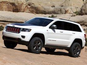Ver foto 2 de Jeep Grand Cherokee Trailhawk Concept 2012