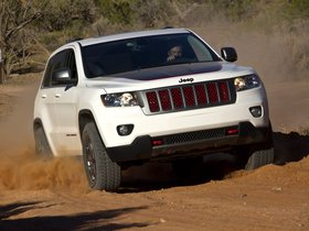 Fotos de Jeep Grand Cherokee Trailhawk Concept 2012