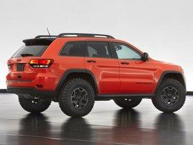Ver foto 7 de Jeep Grand Cherokee Trailhawk II Concept 2013
