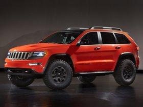 Ver foto 5 de Jeep Grand Cherokee Trailhawk II Concept 2013