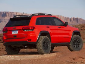 Ver foto 3 de Jeep Grand Cherokee Trailhawk II Concept 2013