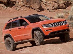 Ver foto 2 de Jeep Grand Cherokee Trailhawk II Concept 2013
