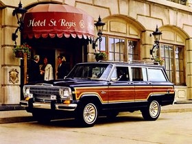 Ver foto 4 de Jeep Grand Wagoneer 1986