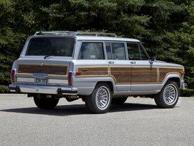 Ver foto 3 de Jeep Grand Wagoneer 1986