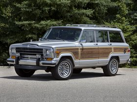 Fotos de Jeep Grand Wagoneer 1986
