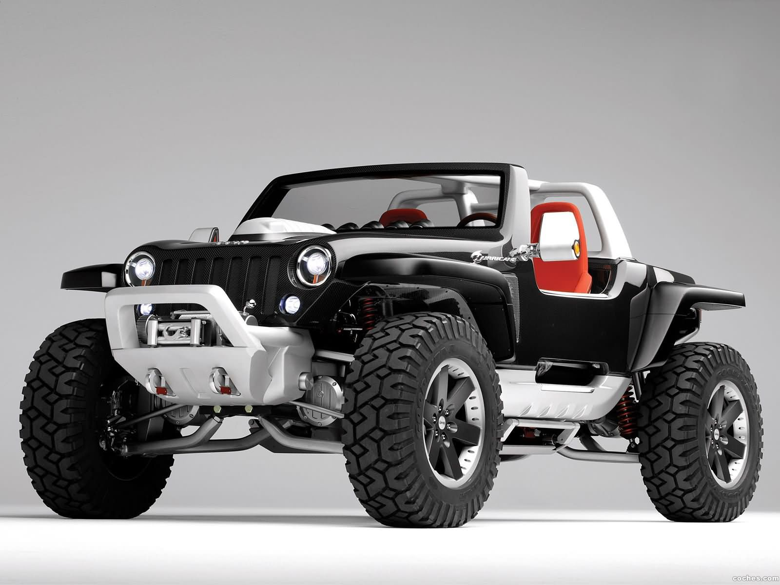 Foto 0 de Jeep Hurricane Concept 2005
