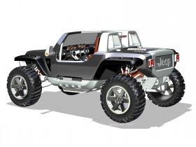 Ver foto 6 de Jeep Hurricane Concept 2005