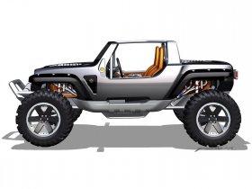 Ver foto 4 de Jeep Hurricane Concept 2005