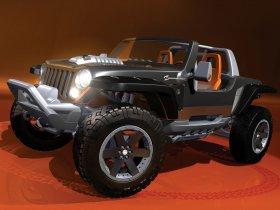 Ver foto 3 de Jeep Hurricane Concept 2005