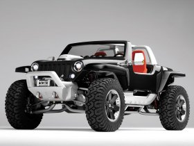 Fotos de Jeep Hurricane Concept 2005