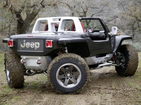Ver foto 13 de Jeep Hurricane Concept 2005