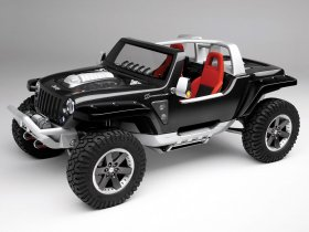 Ver foto 11 de Jeep Hurricane Concept 2005