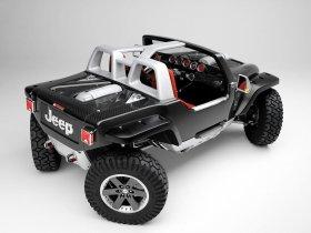 Ver foto 9 de Jeep Hurricane Concept 2005