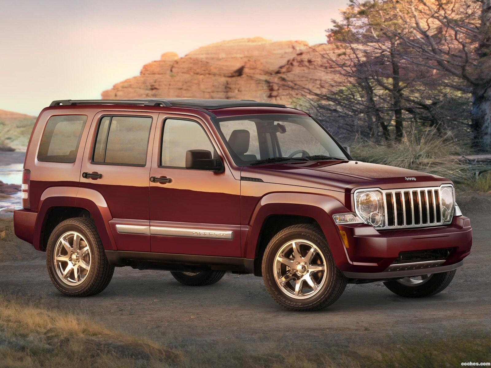 Foto 0 de Jeep Liberty 2008