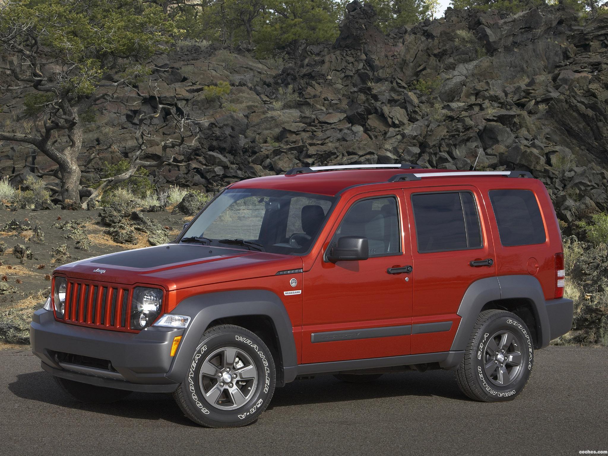 Foto 0 de Jeep Liberty Renegade 2010