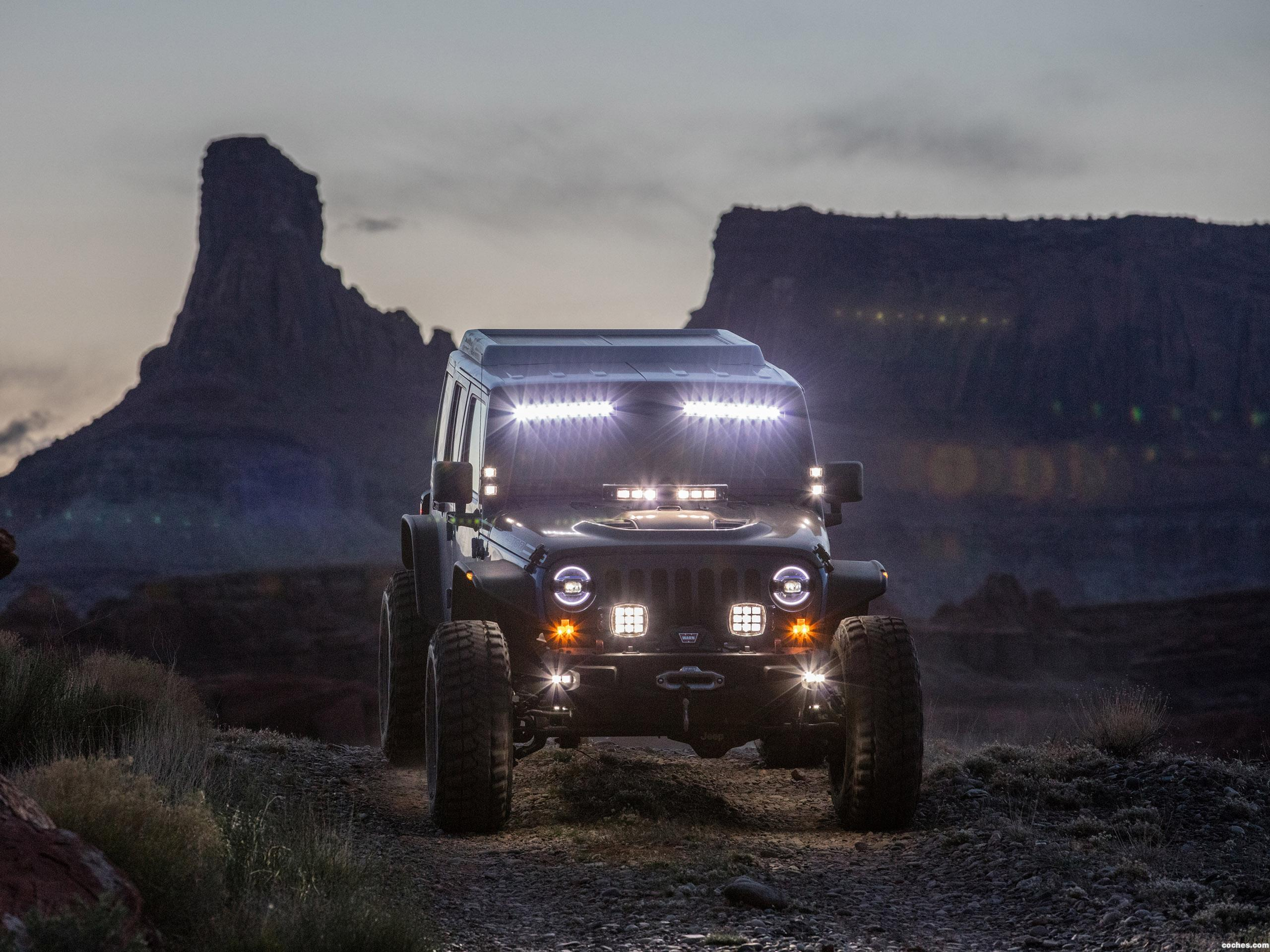 Foto 0 de Jeep Luminator Concept 2017
