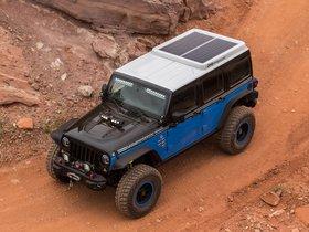 Ver foto 5 de Jeep Luminator Concept 2017
